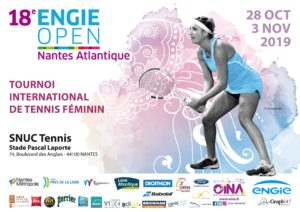 Open International Nantes Atlantique 2019.